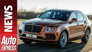 Bentley Bentayga Speed revealed – meet the world's fastest SUV by Auto Express