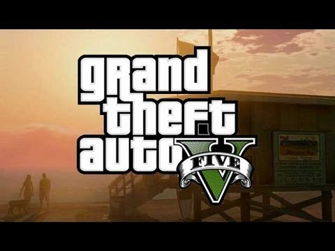Grand Theft Auto 5 (V) GTA 5 Trailer — разбор трейлера