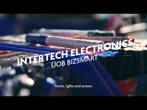 UOB BizSmart Series - Intertech Electronics