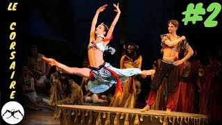 Video Maria Khoreva - ballet Le Corsaire - Medora slave MP3, 3GP, MP4, WEBM, AVI, FLV Februari 2019
