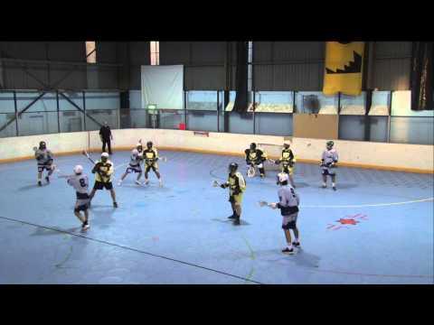 Victorian Box Lacrosse Finals 2013 Storm v Fury
