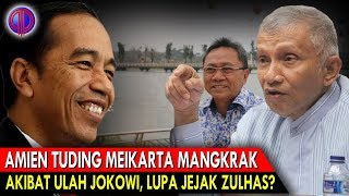 Video Amien Rais Ug4l-ug4lan, Tuding Meikarta M4ngkr4k Akibat Ul4h Jokowi, Lup4 Jejak Zulhas? MP3, 3GP, MP4, WEBM, AVI, FLV Desember 2018