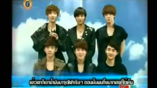 12/08/04 EXO-K Asian Lover Special Interview True Music Channel Thailand