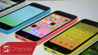Schannel - [Phần 2] Tổng hợp sự kiện Apple iPhone 5S vs iPhone 5C 2013 - CellphoneS