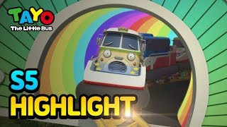 Video Tayo S5 EP19 Booba's vacation l Tayo S5 Episode Highlight l Tayo the Little Bus MP3, 3GP, MP4, WEBM, AVI, FLV Maret 2019