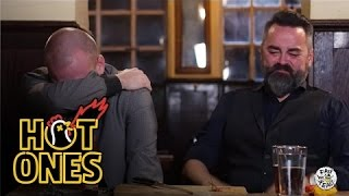 Video Sean Evans and Chili Klaus Eat the Carolina Reaper, the World's Hottest Chili Pepper | Hot Ones MP3, 3GP, MP4, WEBM, AVI, FLV November 2018