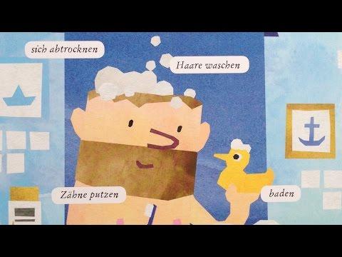 Kinderbuch für ganz Kleine: Fiete - Mein erstes Bildwörterbuch