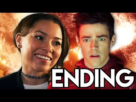 Dawn Allen ENDING Explained & NEW Earth 3 Speedster - The Flash 4x15 Review