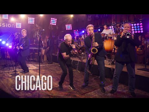 "Chicago ""Saturday In The Park"" Guitar Center Sessons on DIRECTV"