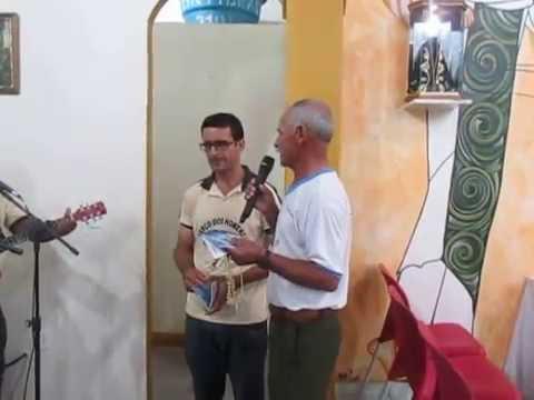 Eudóxio de Oliveira Vasco -   O que eu sou sem Jesus   Baianópolis 24 02 2015