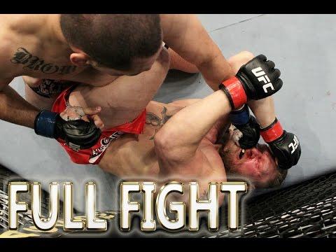 Cain Velasquez vs Brock Lesnar FULL FIGHT - UFC HeaVyweight Championship