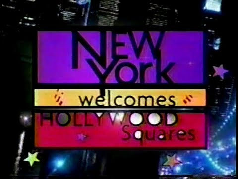 Hollywood Squares (November 8, 2000) from New York City!
