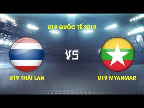 FULL | U19 Thái Lan vs U19 Myanmar | Giải VĐ U19 Quốc tế 2019 VFF Channel - Thời lượng: 1 giờ, 58 phút.
