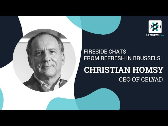 Interview of Christian Homsy, CEO of Celyad at Refresh Meetup about the challenges CAR-T cell therapies face