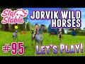 JORVIK WILD HORSES