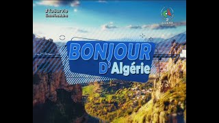 Bonjour d'Algérie du 15-04-2021 Canal Algérie