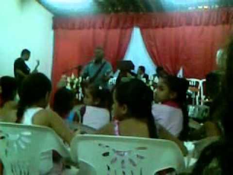 festa na na igreja em atalaia