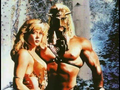 Time Barbarians (1991) Bg audio VHS trailer