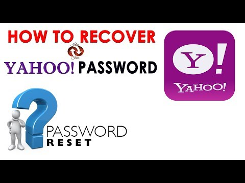 How to Recover Yahoo Password | 100% working