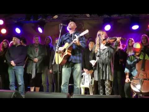The Ellis Collective and Bloke-Folk Choir -