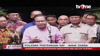 Video Rizal Ramli Criticizes Out IMF - World Bank Meeting in Bali MP3, 3GP, MP4, WEBM, AVI, FLV Desember 2018