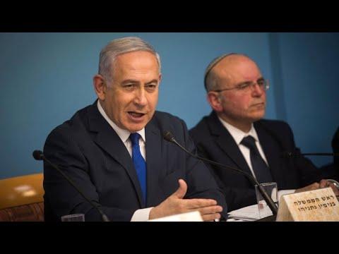 Rückzieher von UNHCR Abkommen: Netanjahu will Umverteil ...