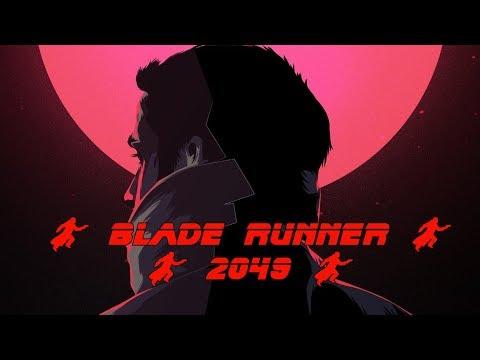 'BLADE RUNNER 2049'   Best of Synthwave and Cyberpunk Music Mix