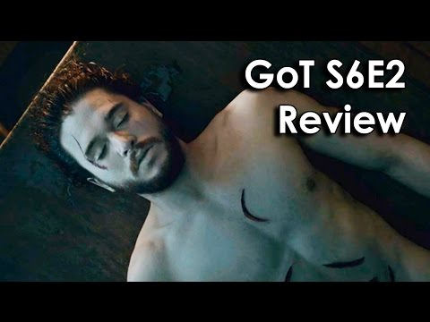 Ozzy Man Reviews: Game Of Thrones S06E02