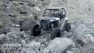 9. King of the Hammers Pre-Run in our Polaris RZR XP1000