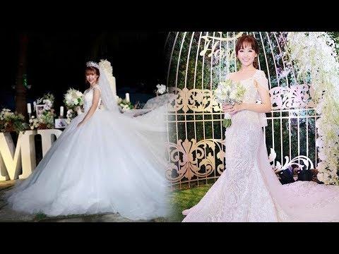 Tiền 3chiếc váy cưới của Khởi My chưa đủ mua được nửa váy cưới của Hari Won và loạt mỹ nhân Việt này - Thời lượng: 12:45.