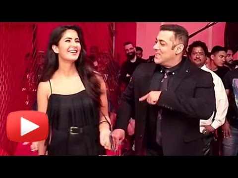 Katrina Kaif Is All Praises On Working With Salman