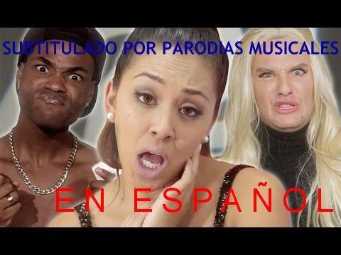 """Ariana Grande ft. Iggy Azalea - """"Problem"""" PARODY Subtitulado Resubido"""