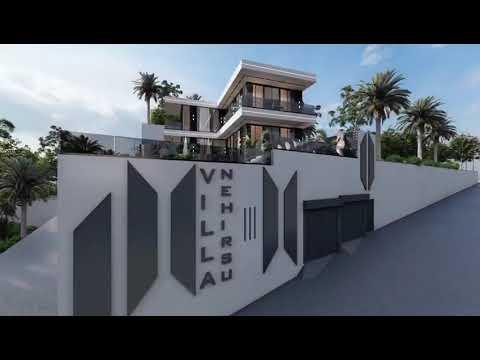 Villen in der Turkei  Immobilien Türkei Alanya