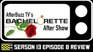 """Hosts discuss The Bachelorette for """"Episode 8"""" of their Thirteenth season. AFTERBUZZ TV -- The Bachelorette edition, is a weekly..."""
