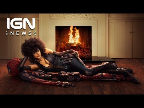 Deadpool 2: First Look at Zazie Beetz as Domino - IGN News