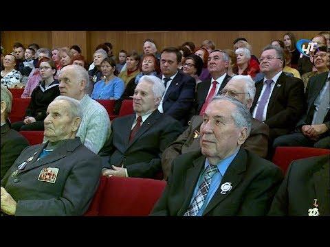 Великий Новгород отметил 9-ю годовщину присвоения звания «Город воинской славы»