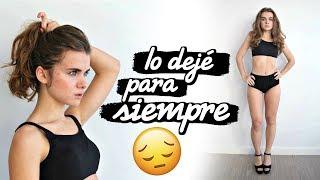Video POR QUE DEJE EL MODELAJE | Marina Yers MP3, 3GP, MP4, WEBM, AVI, FLV Agustus 2018