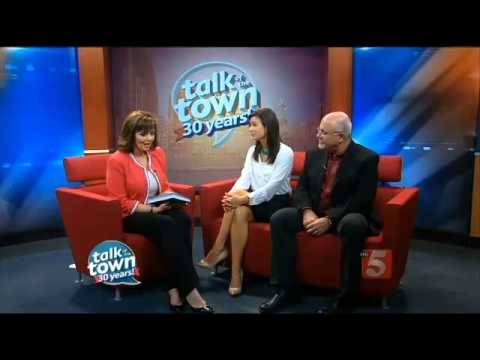 Talk of the Town Celebrities: Dave Ramsey, Rachel Cruze Talk About New Book
