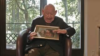 Dziadek własnymi ręcami brzozę był zasadził! :D