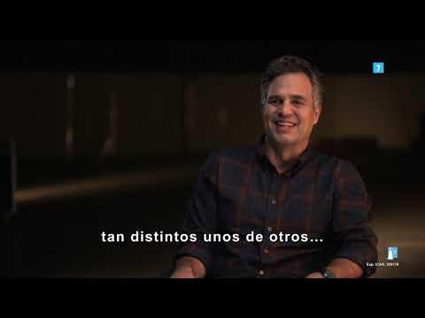 Vengadores: Endgame - Making of: Mark Ruffalo?>