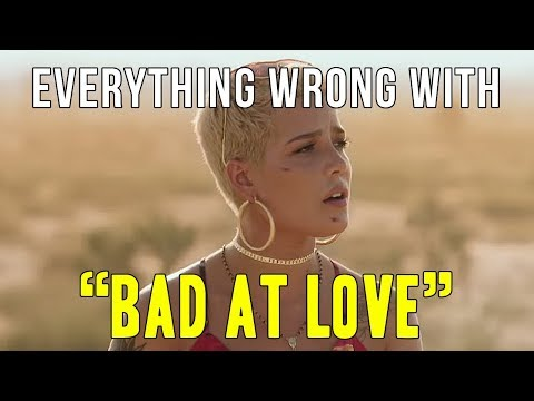 Video Everything Wrong With Halsey -