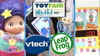 Toy Fair 2017: VTech & LeapFrog's Go! Go! Smart Friends, Kidizoom Smartwatch, and more