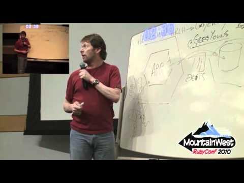 Mountain West Rubyconf 2010 - Alistair Cockburn - CQRS (видео)