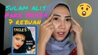 Video CARA SULAM ALIS DIRUMAH PAKE HENNA 7 RIBUAN! (hasilnya natural banget) MP3, 3GP, MP4, WEBM, AVI, FLV Maret 2019