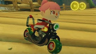 Gameplay for the 200cc Crossing Cup with 3 Star Ranking in Mario Kart 8 Deluxe for Nintendo Switch. In this video I played as Female Villager.This cup includes the following courses:- GCN Baby Park- Cheese Land- Wild Woods- Animal CrossingPlaylist for Mario Kart 8 Deluxe gameplay videos: https://www.youtube.com/playlist?list=PLtA3RKX1_Yx2b1aGqpmDl4OL7k5TcNK4ASunny on Twitter: twitter.com/sunnycrappys