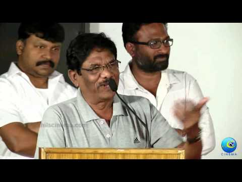 Bharathiraja Speech at Taramani Movie Single Track Release