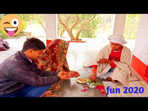 Indian New funny Video😄-😅Hindi Comedy Videos 2020 Episode 13 Indian Fun || Pagal technology