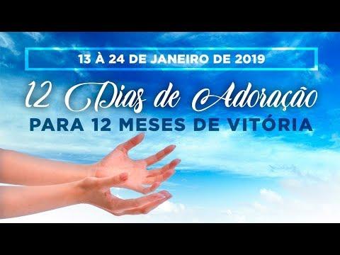 12 Dias de Adoração Para 12 Meses de Vitória (1º D