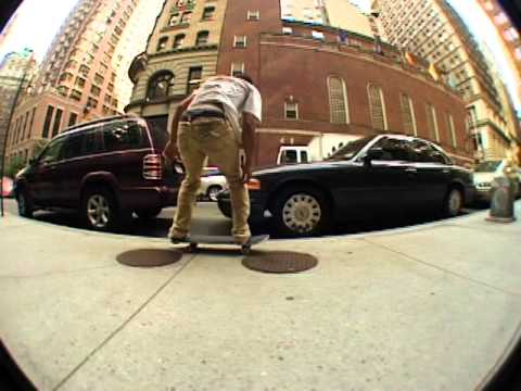 Jeremy Elkin - https://facebook.com/5BORONYC & http://instagram.com/5BORONYC & http://twitter.com/5BORONYC NJ Skateshop Welcomes Silvester Eduardo to the team... Filmed by ...