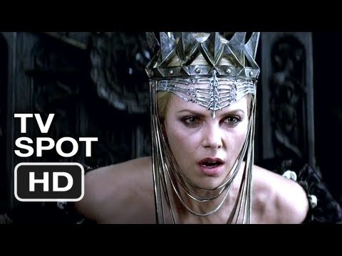 Snow White &amp; the Huntsman - Extended TV Spot #2 - Charlize Theron Movie (2012) HD Video
